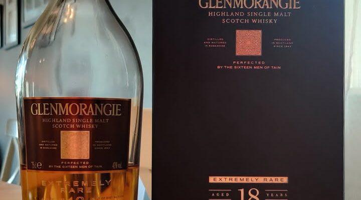 Glenmorangie Aged 18 Year