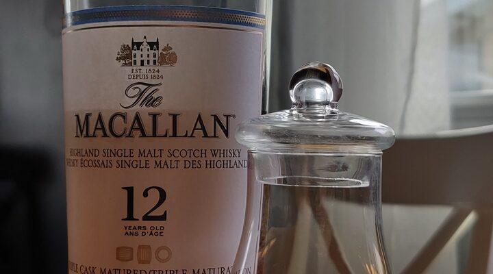 The Macallan Triple Cask Matured 12 Years
