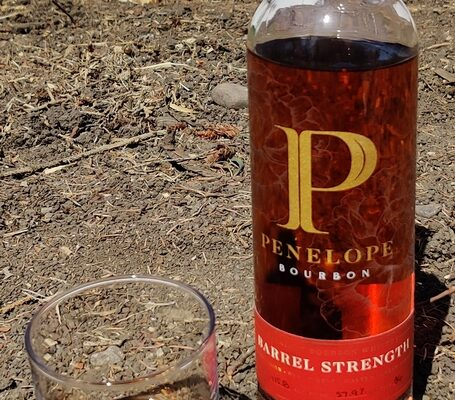 Penelope Barrel Strength Bourbon