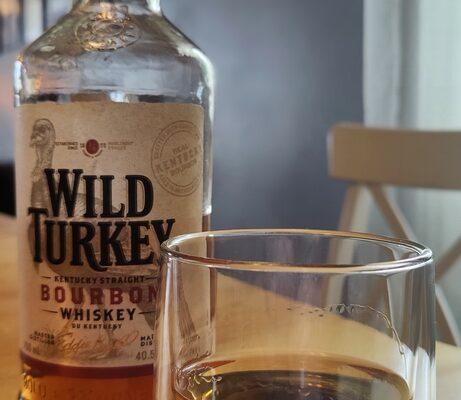 Wild Turkey 81 Bourbon Whiskey